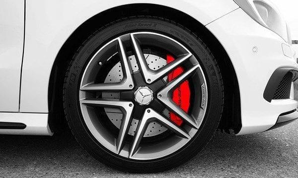 Mercedes-benz brake pads